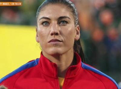 News video: Is Hope Solo Getting a Pass on Domesti