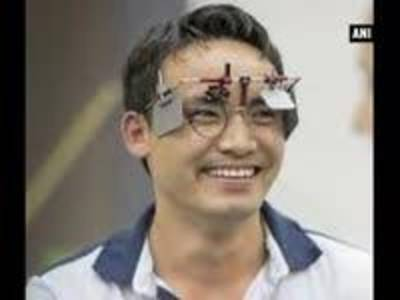 News video: Jitu Rai leads India to team bronze in 10m Air Pistol at Asian