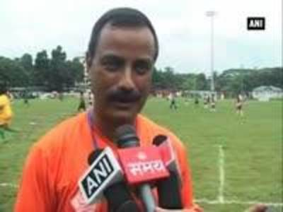 News video: First-ever veterans' football tournament held in Guwahati