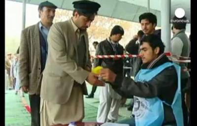 News video: Afghanistan: agreemen